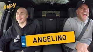 Angeliño  - Bij Andy in de auto