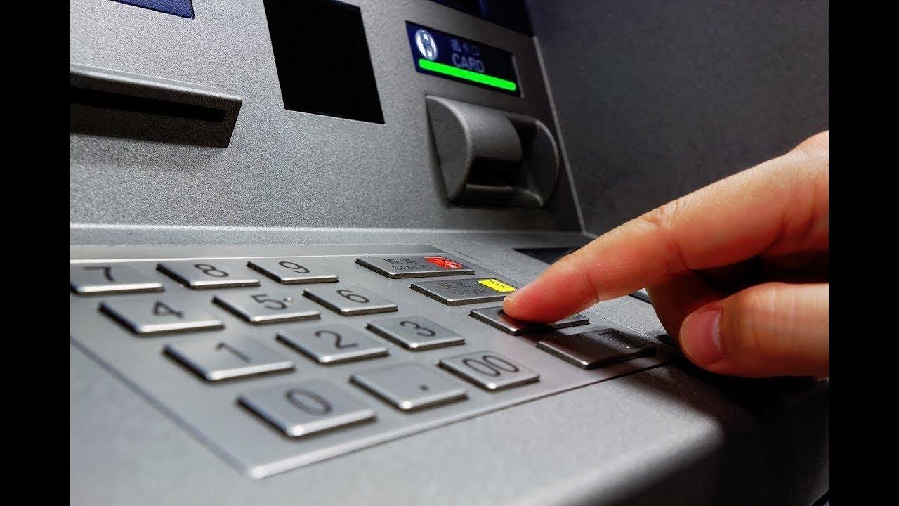 الحلقة 118 شرح طريقة سحب وايداع الاموال من بطاقة Atm من ماكينة الصراف الالي البنك الاهلي Atm