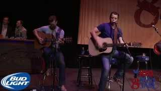 "Easton Corbin ""Baby Be My Love Song"" Y100 8 Man Jam"