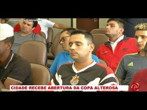 Copa Alterosa em São Gonçalo do Sapucaí