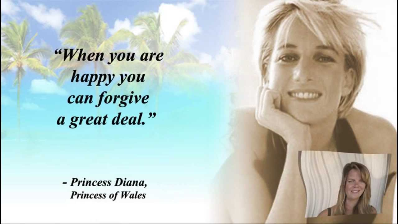 Video Quotes | Successful Women - Princess Diana Quote