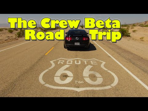 The Crew Beta - Route 66 Full Trip - Part 3 of 3 (Santa Moica Pier)