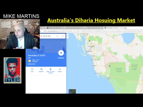 Australia's Housing Problem   -  WHAT A POOP SHOW with Diharia