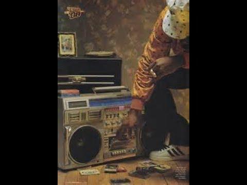 Late 80's Hip Hop vinyls mix vol.11 (1988-1990) 60 minutes of Funk