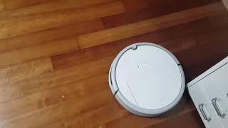 샤오미 로봇청소기(E20 4세대 노선기억판) 청소 성능