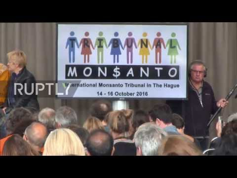 Netherlands: Monsanto Tribunal at The Hague denounces merger with Bayer AG