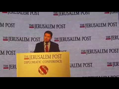 Diplomatic confference jerusalem post