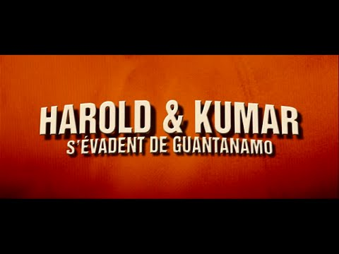 Harold & Kumar S'évadent De Guantanamo (Harold & Kumar Escape From Guantanamo Bay) - streaming