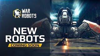 War Robots: Fujin & Raijin