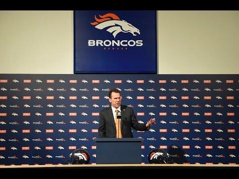 Denver Broncos News - Broncos Hire Gary Kubiak as Head Coach