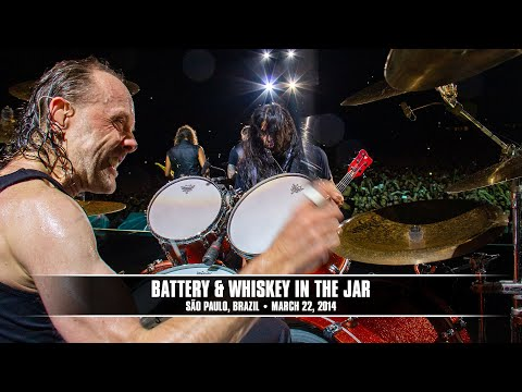 Metallica: Battery & Whiskey in the Jar MetOnTour  São Paulo, Brazil  2014