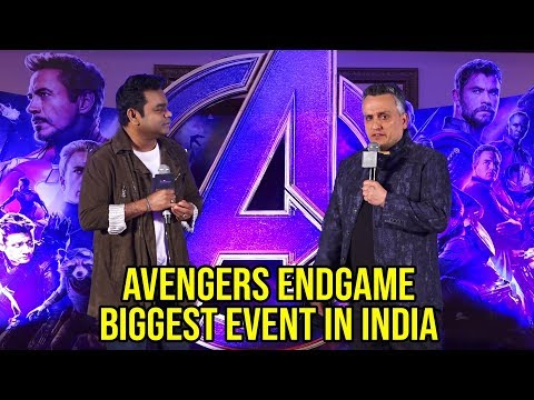 Uncut: Launch Of Marvel Anthem With Joe Russo And AR Rahman | Part 1