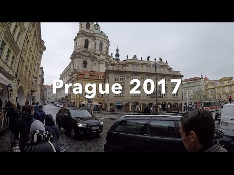 Study Trip Prague 2017