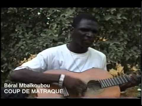Béral Mbaïkoubou - «Coup de matraque»