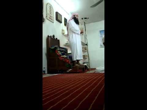 Friday Sermon in Urdu in one of the Riyadh Mosques in Saudi Arabia (11th Nov. 2011)