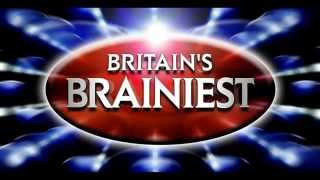 ITV's : Britain's Brainiest   Winner + Credits
