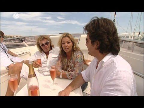 Thomas Anders, Claudia Weidung-Anders  & Sandra Cretu - Ibiza Report  (24 Stunden 19.08.2008)