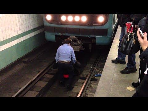 Bakı metrosunda daha bir intihar