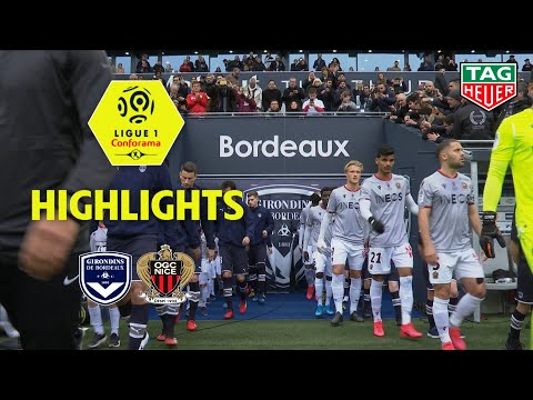 Bordeaux Nice Goals And Highlights