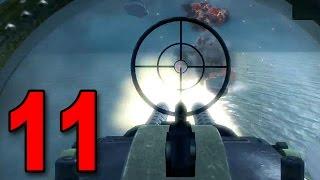 Call of Duty: World at War - Part 11 - Black Cats (Let's Play / Walkthrough)