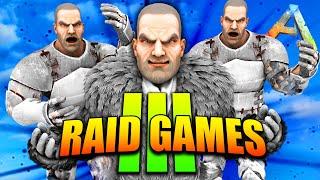 ARK - EMPIEZAN LOS NUEVOS RAID GAMES!!! 😁😈 - RAID GAMES 3 - Nexxuz