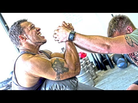 [TRAIN] Heavy Reps Arm Workout