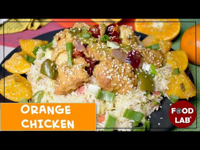 Orange Chicken Recipe | Food Lab