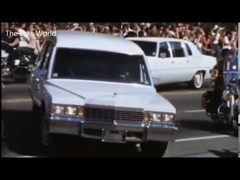 Elvis Presley Funeral.