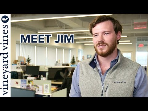 vineyard vines Employee Spotlight: Meet Jim