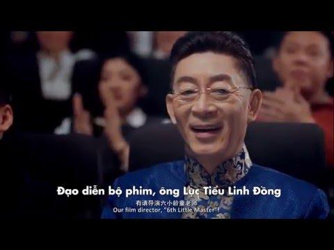 Xúc động đoạn phim ngắn về Lục Tiểu Linh Đồng - Tề Thiên Đại Thánh  Tôn Ngộ Không