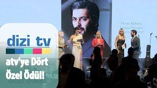 atv'ye dört özel ödül! - Dizi Tv 665. Bölüm
