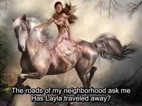 Wadih El Safi - Al layl ya Layla with English Sub وديع الصافي - الليل يا ليلى