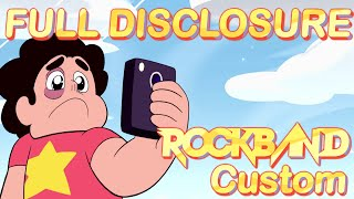 """Full Disclosure"" - Rebecca Sugar [Rock Band 3 Custom]"