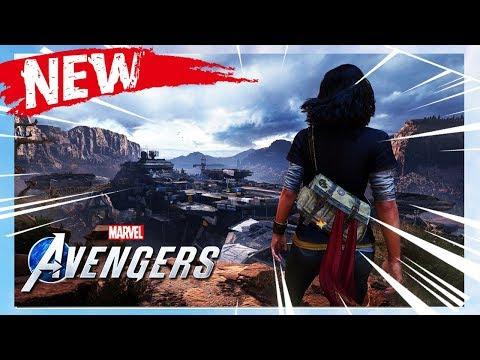 Wait...WHAT!   Avengers Game BIG Leak