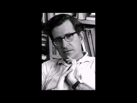 Noam Chomsky - Corporate Capitalism