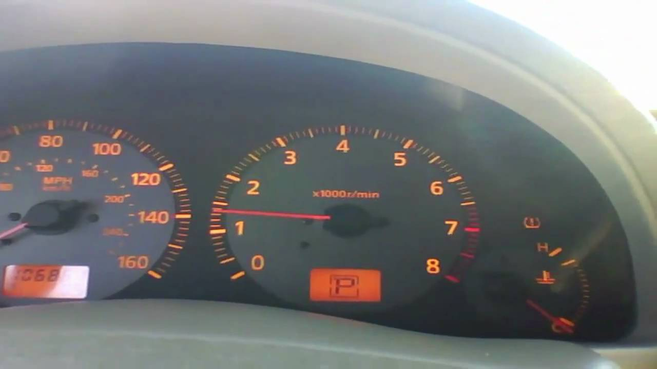 2004 Infiniti G35 Coupe Start Up  Rev  YouTube