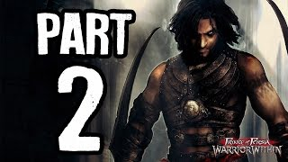 ► Prince of Persia: Warrior Within | #2 | Zpomalení času! | CZ Lets Play / Gameplay [1080p] [PC]