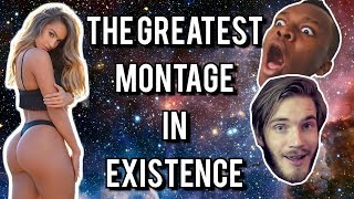 THE GREATEST FUNNY MONTAGE IN EXISTENCE