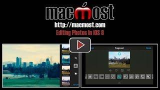 Editing Photos In iOS 8 (#1031)