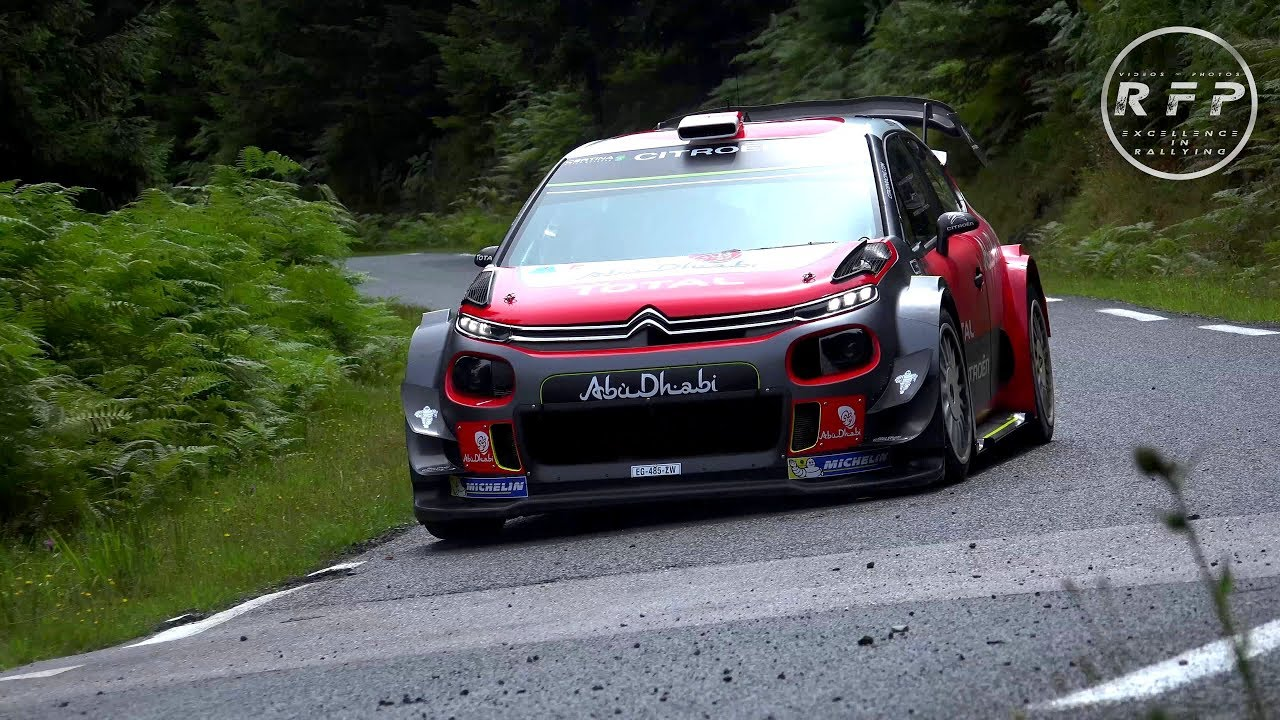 first sebastien loeb test citro n c3 wrc 2017 4k max attack by rfp youtube. Black Bedroom Furniture Sets. Home Design Ideas