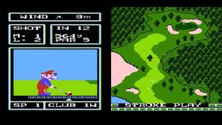 Let's Play Family Computer Golf: Japan Course Part 3
