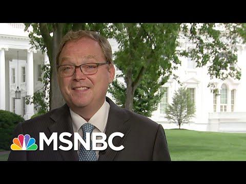 Trump Economic Adviser On What Happens When Americans' Benefits Run Out   MSNBC