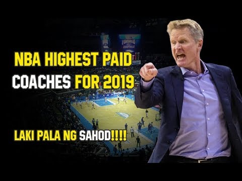 Top 10 Highest Paid NBA Coaches For 2019