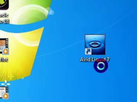 Create Superimpose Video in Avid Liquid 7