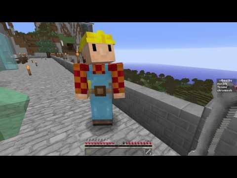 Minecraft Survival Season 3 Episode 40: Back to Iron ages