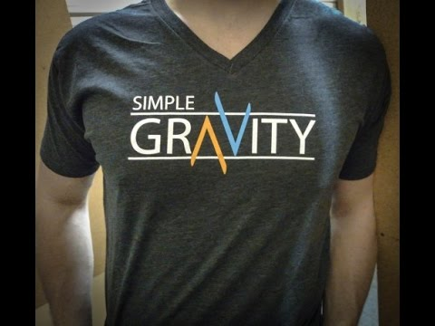 Get Some Simple Gravity Swag