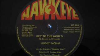 Ruddy Thomas Key to the world