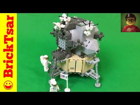 lunar space station lego review - photo #21