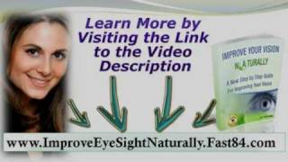 improve my eyesight