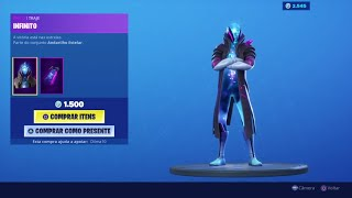 New Skin * INFINITY * Fortnite Battle Royale